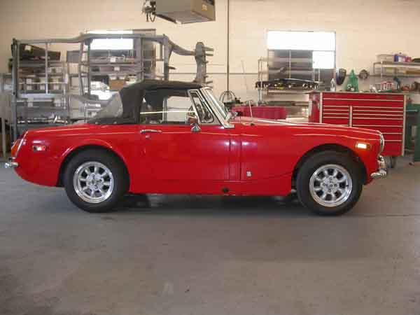 Eclectic Motorworks, LLC, Holland, Michigan